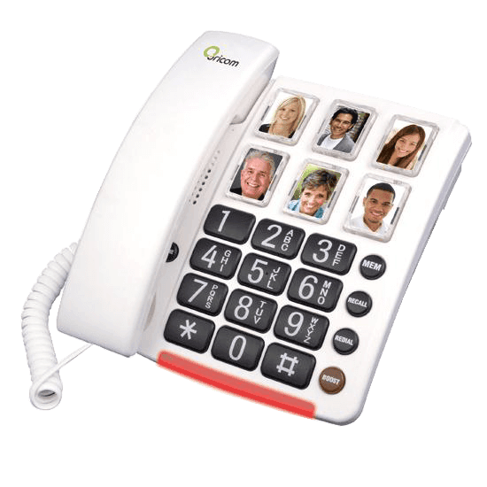 Oricom Care80 Amplified Phone