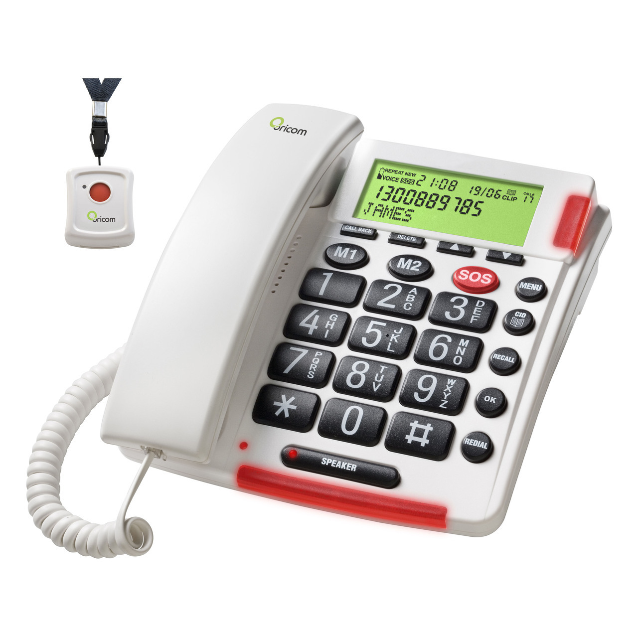 Buy an oricom care170 speakerphone with emergency call function care170 speakerphone with emergency call function mozeypictures Gallery