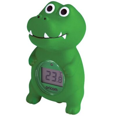 O2SCR Digital Bath and Room Thermometer