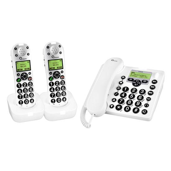 PRO910-2 Amplified Phone Combo with Answering Machine