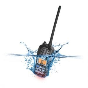 MX500 5 watt VHF Marine Radio