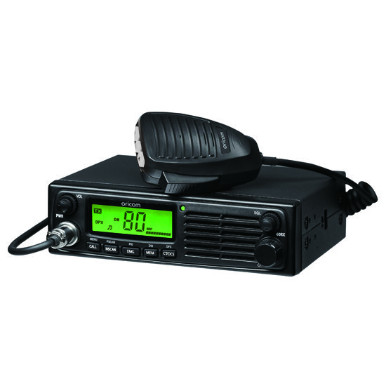 buy an oricom uhf088 din size 5 watt uhf cb radio online in australia rh oricom com au User Manual Quick Reference Guide