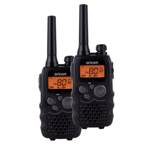 UHF2185 Hand-Held UHF CB Radio