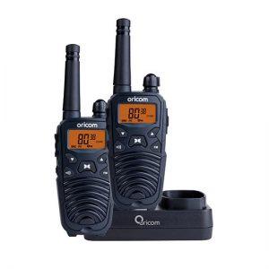 UHF2190 2 watt Hand Held UHF CB Radio Twin Pack