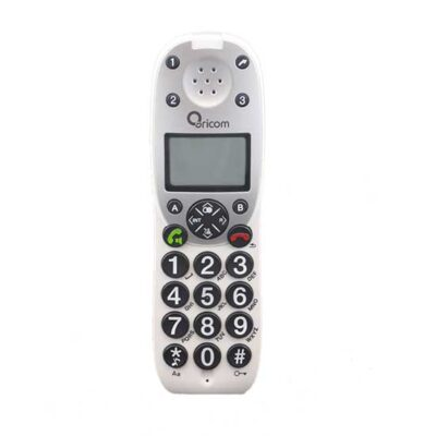 Buy an Oricom CARE80 Amplified Phone with Picture Dialing