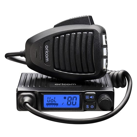 Fixed Mount Oricom CB Radios