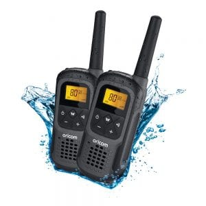 what are the uhf radio channels in australia