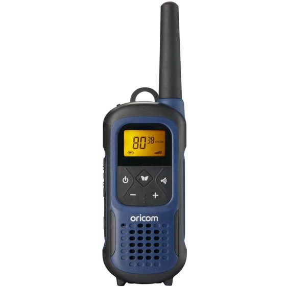UHF2295 2BL BLUE one front