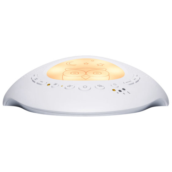 Soothing Sound Machine with Night Light