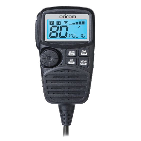 UHF350DR Dual Receive Controller Speaker Mic
