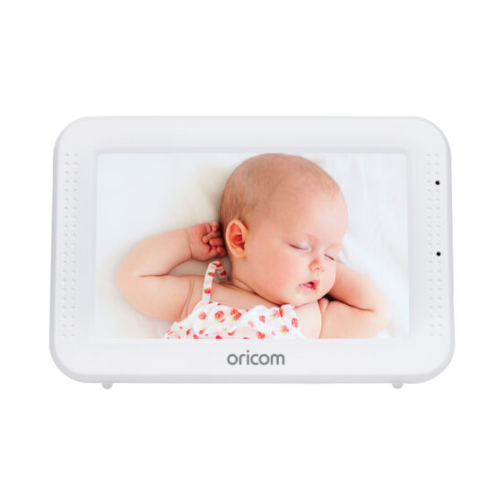"""SC875 5"""" Touchscreen Video Baby Monitor"""