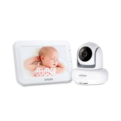SC875-5 Touchscreen Video Baby Monitor