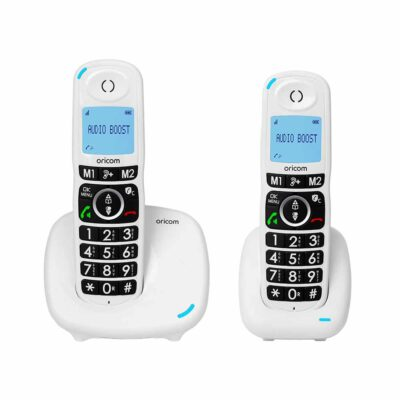 CARE620 DECT Cordless Amplified Phone Pack