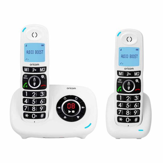 CARE820 DECT Cordless Amplified Phone Pack