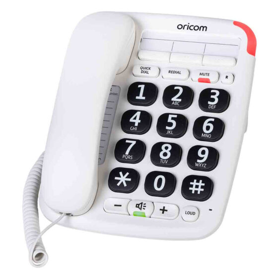 CARE95 Amplified Big Button Phone