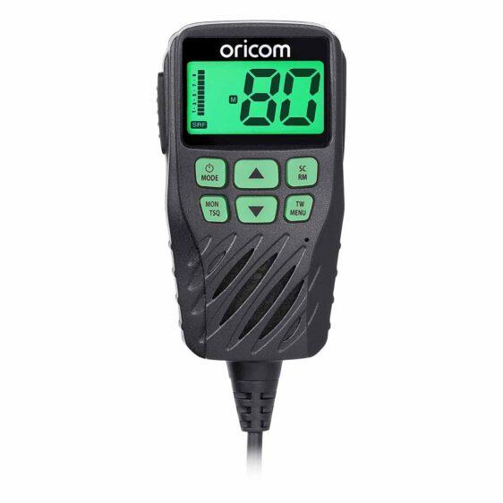 UHF360 5 Watt CB Radio with Controller Speaker Microphone 2