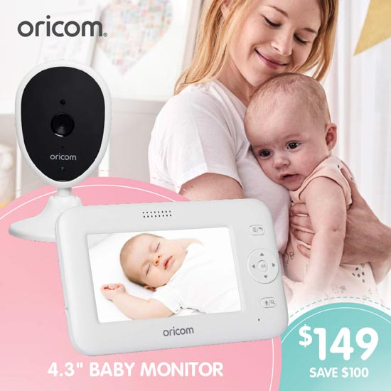 Oricom Baby Video Monitor SC740