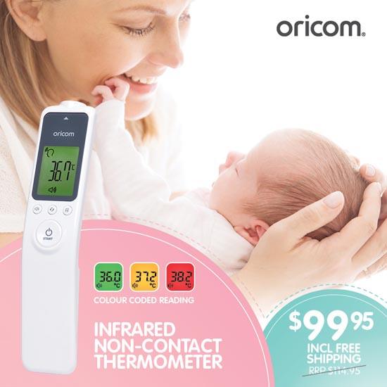Oricom HFS1000 Thermometer