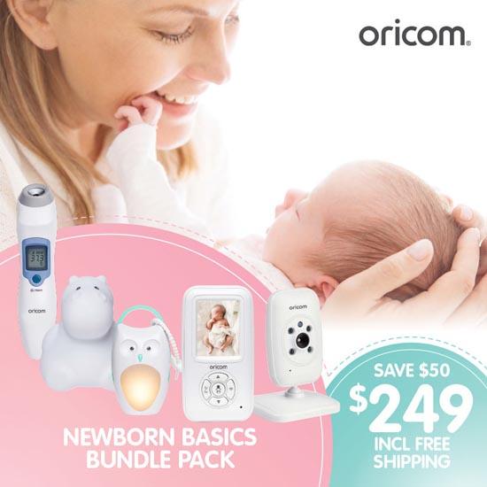 Oricom Newborn Bundle