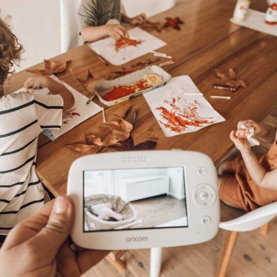 "Secure745 4.3"" Digital Video Baby Monitor"