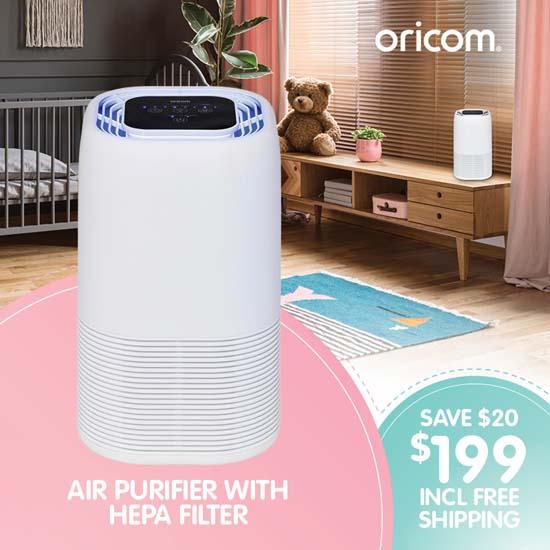 Oricom AP8030 Air Purifier