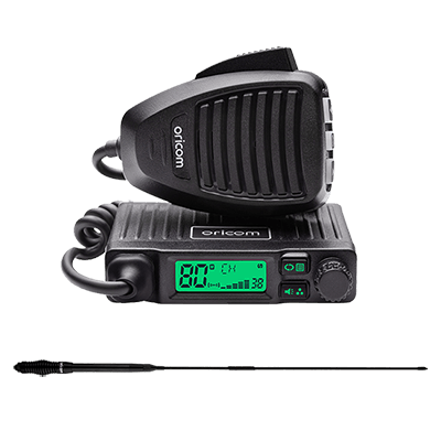 Oricom UHF305ANT CB Radio plus Antenna