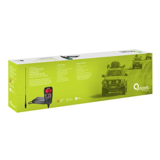 Oricom UHF390TP Gift Box Mockup Back