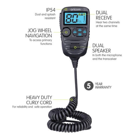 UHF DTX4200X