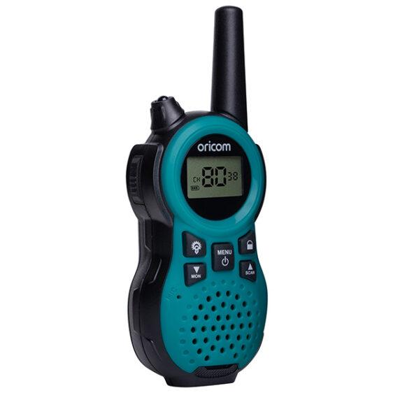 Handheld UHF CB Radio Quad Pack