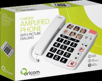 Oricom Amplified Phone