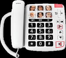 Oricom Care80s Amplified Big Button Phone