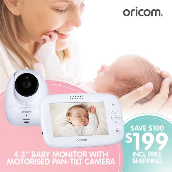 Oricom SC745 Video Baby Monitor Sale