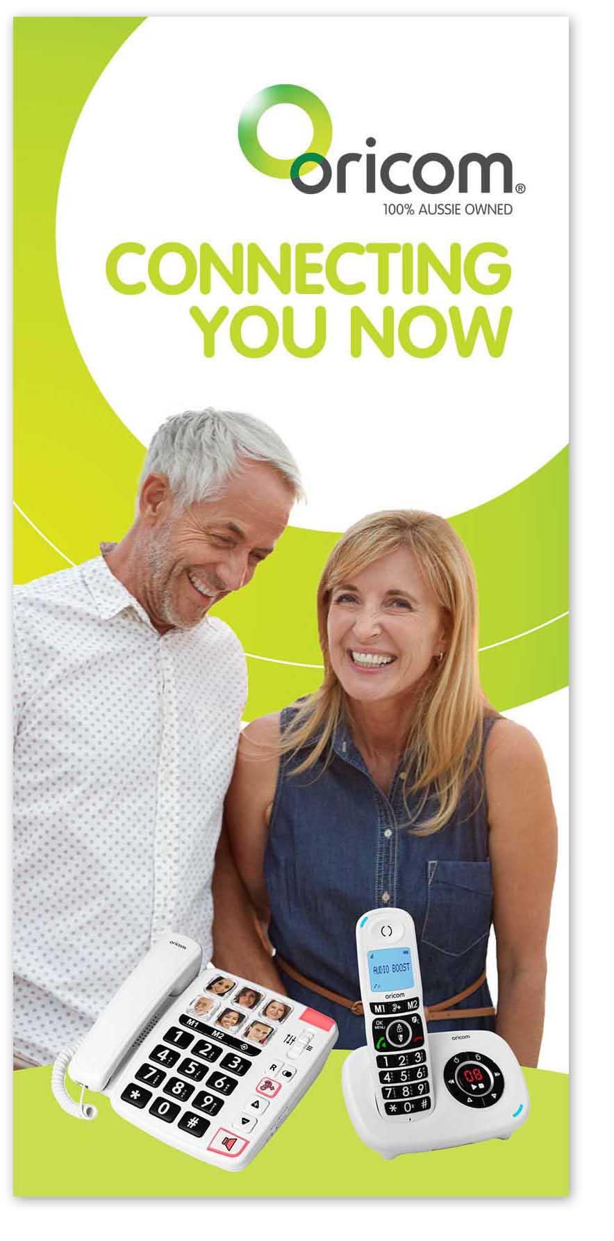 Oricom Senior Care Brochure