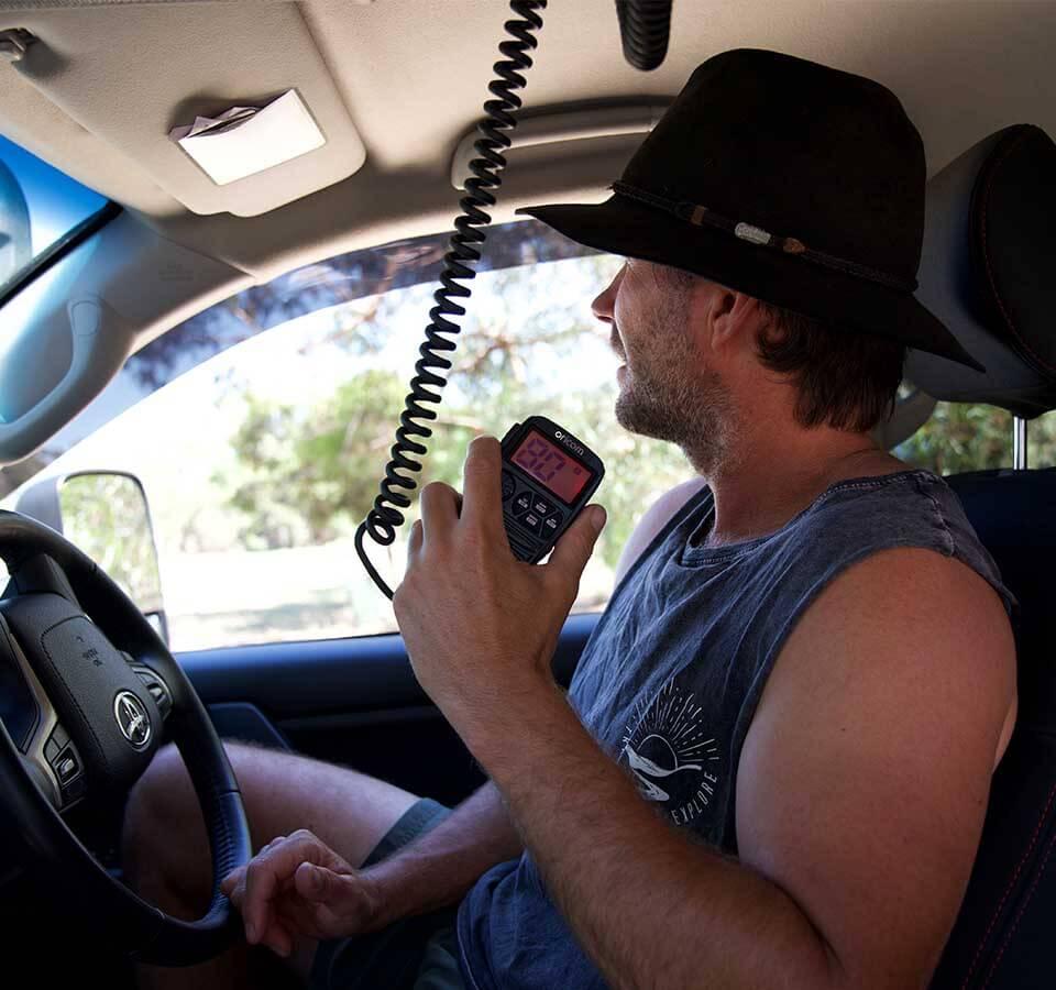 Premium Fixed Mount UHF CB Radios