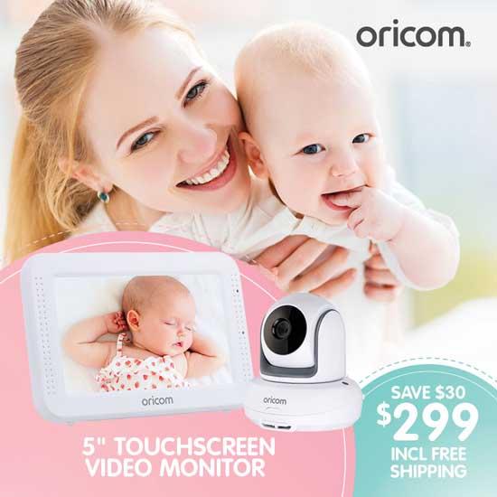 Oricom Secure875 Video Monitor Sale
