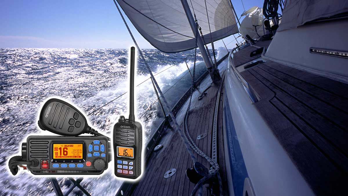 Oricom VHF Marine Radios