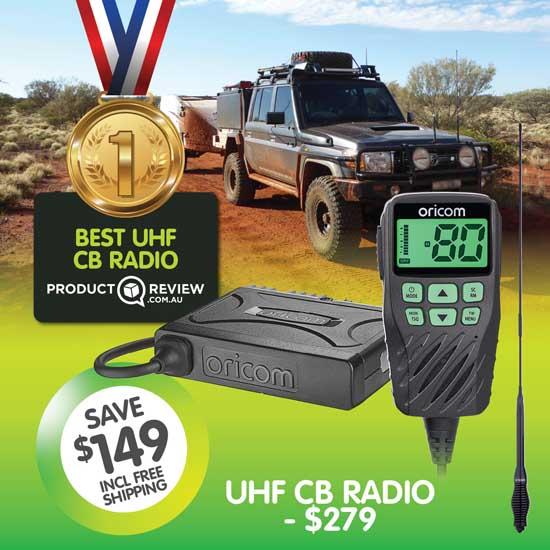 Oricom UHF360TP UHF CB Radio
