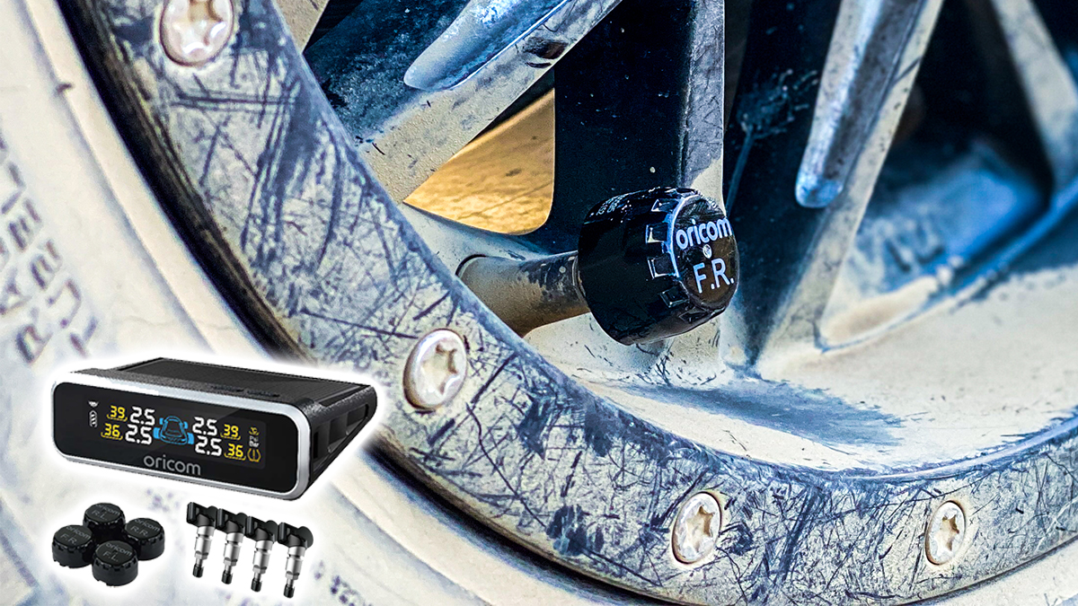 TPMS - Tyre Pressure Monitoring Systems Explained